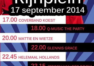 Rijnplein 2014